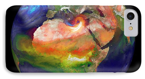 Global Fires IPhone Case