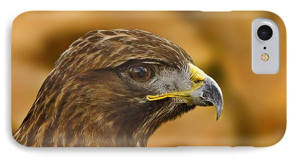 IPhone Case featuring the photograph Golden Eagle  by Brian Cross