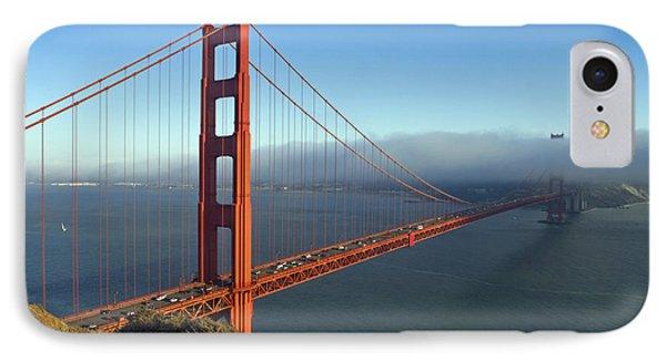 Golden Gate Bridge IPhone Case by Melanie Viola
