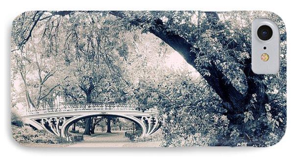 Gothic Bridge IPhone Case by Jessica Jenney