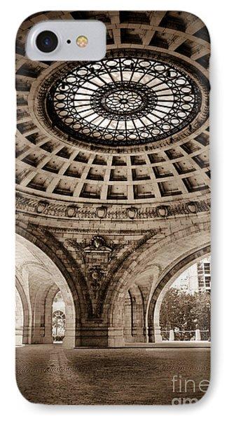 Grand Rotunda Pennsylvanian Pittsburgh Phone Case by Amy Cicconi