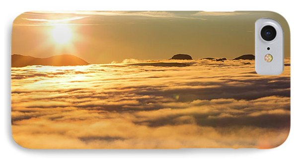 Great Gable From Red Screes IPhone Case