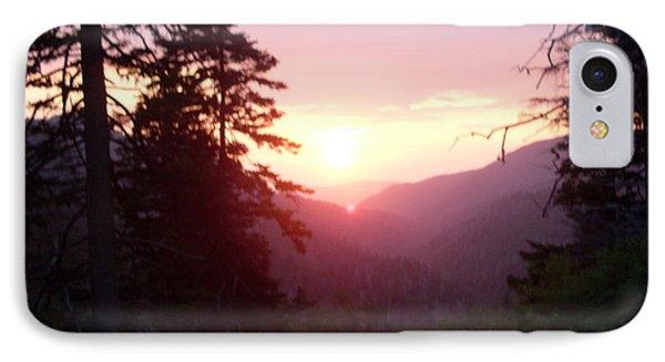 Great Smokey Mountain IPhone Case