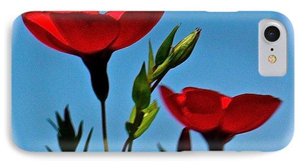 Flower 6 IPhone Case
