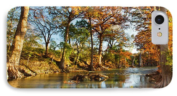 Guadalupe River, Texas Hill Country IPhone Case