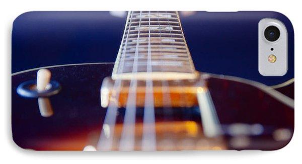 Guitar Phone Case by Stelios Kleanthous