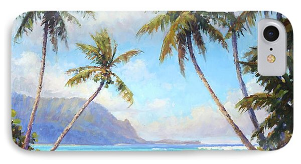 Hanalei Bay IPhone Case by Jenifer Prince