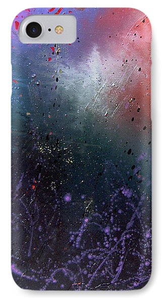 IPhone Case featuring the painting Happiness by Min Zou