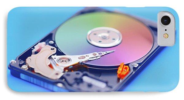 Hard Disc Drive IPhone Case