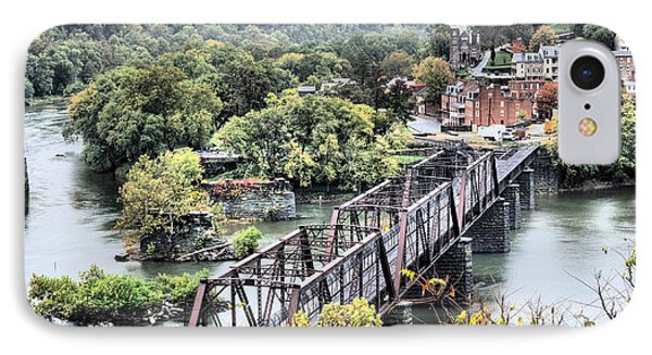 Harpers Ferry IPhone 7 Case by JC Findley