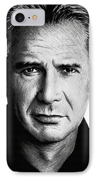 Harrison Ford IPhone Case by Andrew Read
