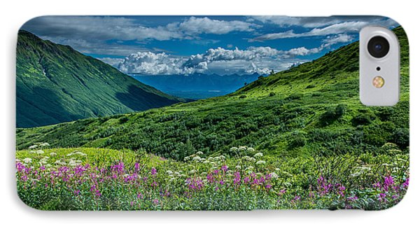 Hatcher's Pass IPhone Case