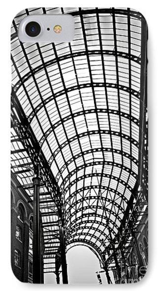 Hay's Galleria Roof Phone Case by Elena Elisseeva