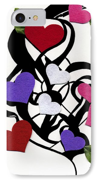 Heart Felt IPhone Case