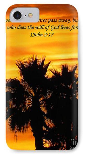 Heavenly Sunset Phone Case by Deb Halloran