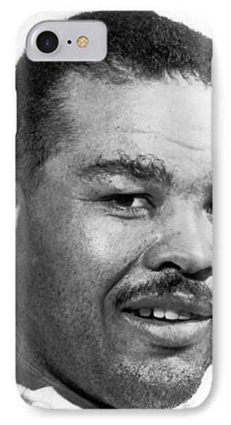 Heavyweight Champion Joe Louis IPhone Case