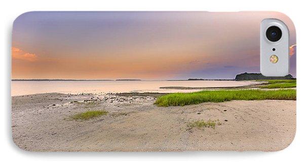 Hilton Head Island IPhone Case by Peter Lakomy