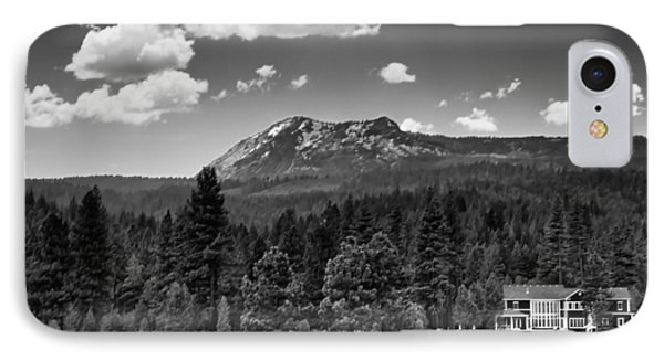 Home In The Valley Phone Case by Mick Burkey