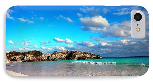 Horseshoe Bay In Bermuda IPhone Case by Charline Xia
