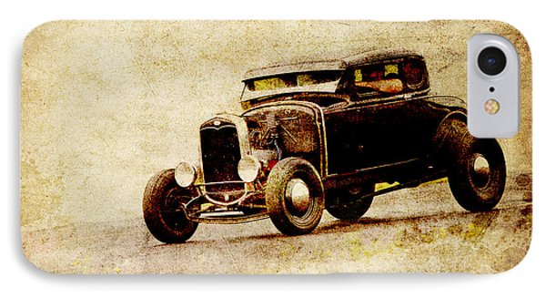 Hot Rod Ford IPhone Case by Steve McKinzie