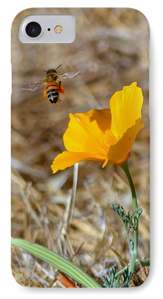 IPhone Case featuring the photograph Hovering by Rima Biswas