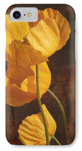 Icelandic Poppy IPhone Case by Bellesouth Studio