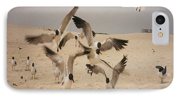In Flight Phone Case by Mj Petrucci