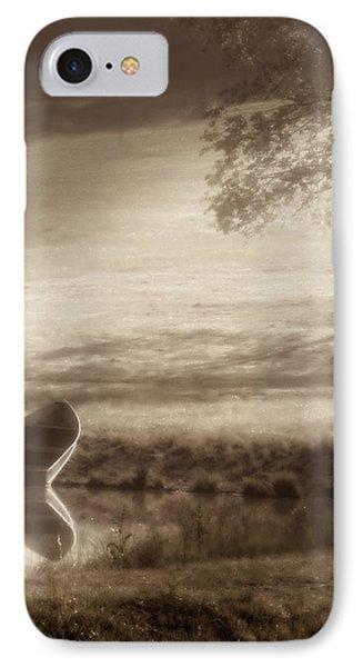 In Quiet Solitude IPhone Case by Tom Mc Nemar