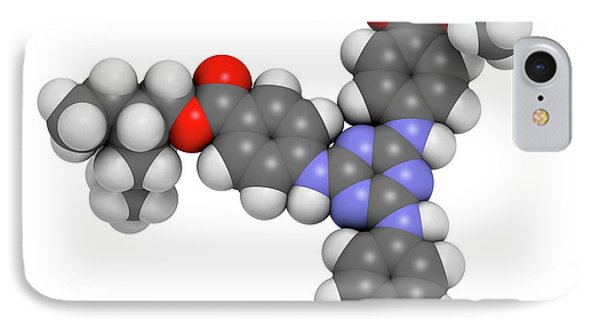 Iscotrizinol Sunscreen Molecule IPhone Case