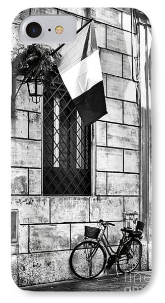 Italy IPhone Case by John Rizzuto