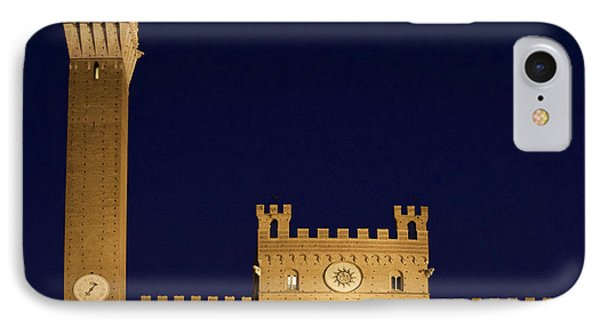 Italy, Tuscany, Sienna IPhone Case