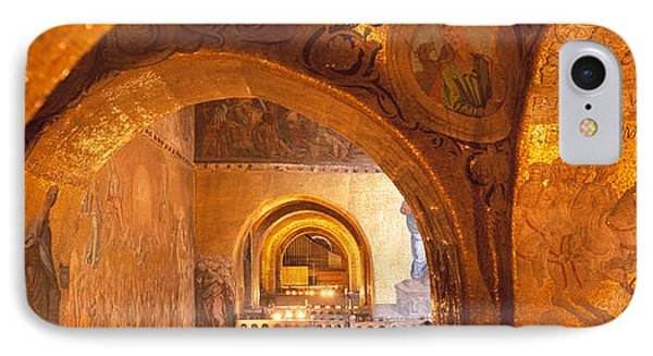 Italy, Venice, San Marcos Cathedral IPhone Case