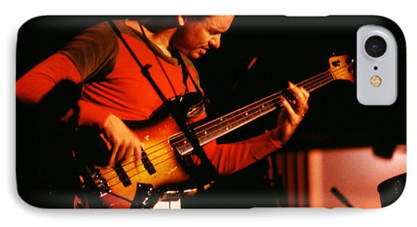 Jaco Pastorius IPhone Case by Lindy Pollard
