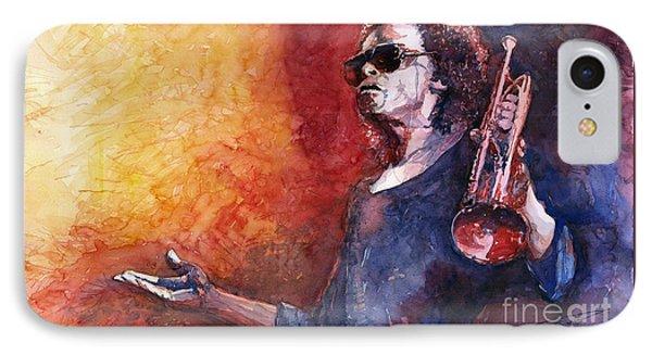 Jazz Miles Davis IPhone Case