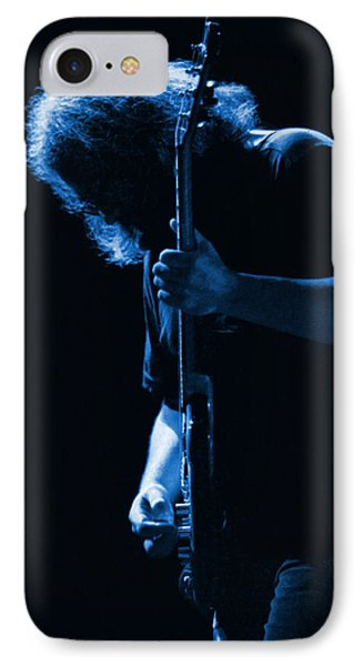 Jerry Blue Sillow IPhone Case by Ben Upham