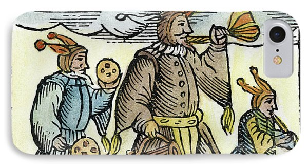 Jewish Holiday, 1663 IPhone Case by Granger