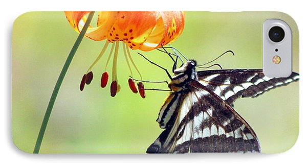 IPhone Case featuring the photograph July by Irina Hays