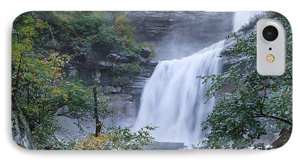 Kaaterskill Falls Square IPhone 7 Case by Bill Wakeley