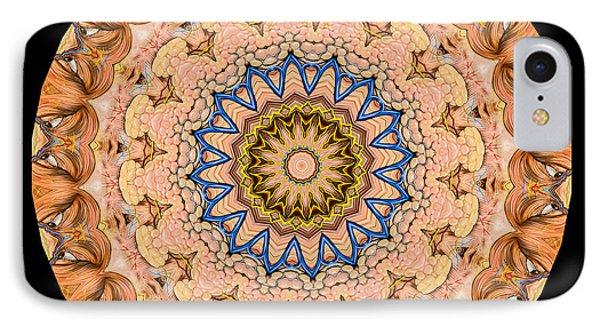 Kaleidoscope Anatomical Illustrations Seriesi Phone Case by Amy Cicconi