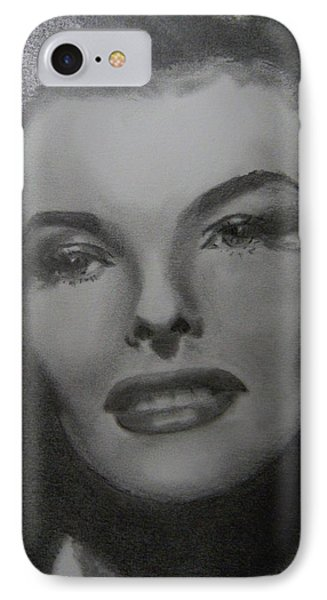 Kathryn Hepburn IPhone Case