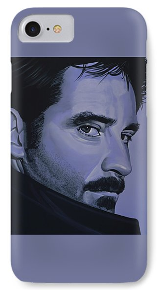 Kevin Kline IPhone 7 Case by Paul Meijering