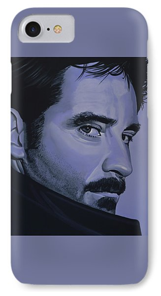 Kevin Kline IPhone Case by Paul Meijering