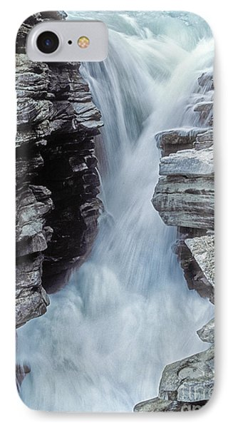 Kicking Horse River IPhone Case by Sandra Bronstein