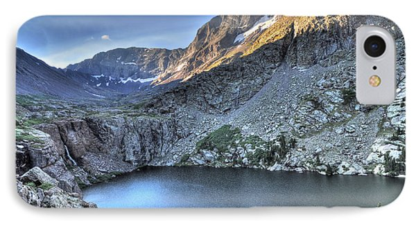 Kit Carson Peak And Willow Lake IPhone Case
