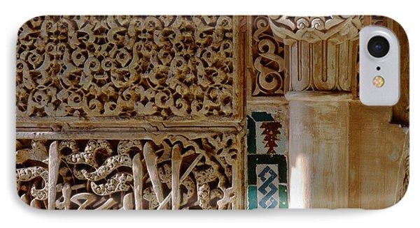 La Alhambra Granada Phone Case by Guido Montanes Castillo