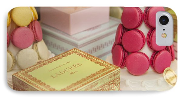 Laduree Sweets IPhone Case