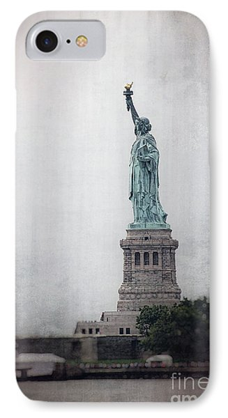 Lady Liberty IPhone Case