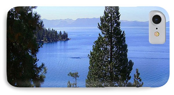Lake Tahoe 4 Phone Case by J D Owen