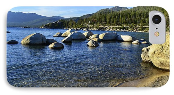 Lake Tahoe Beauty IPhone Case by Alex King