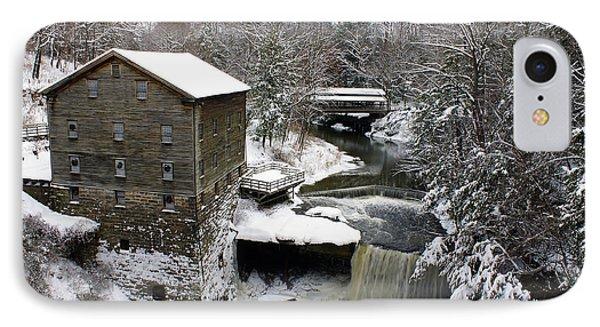 Lantermans Mill IPhone Case by Michelle Joseph-Long